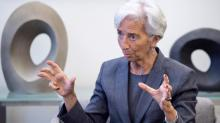 Now IMF's Lagarde shuns Davos in the Desert after journalist vanishes