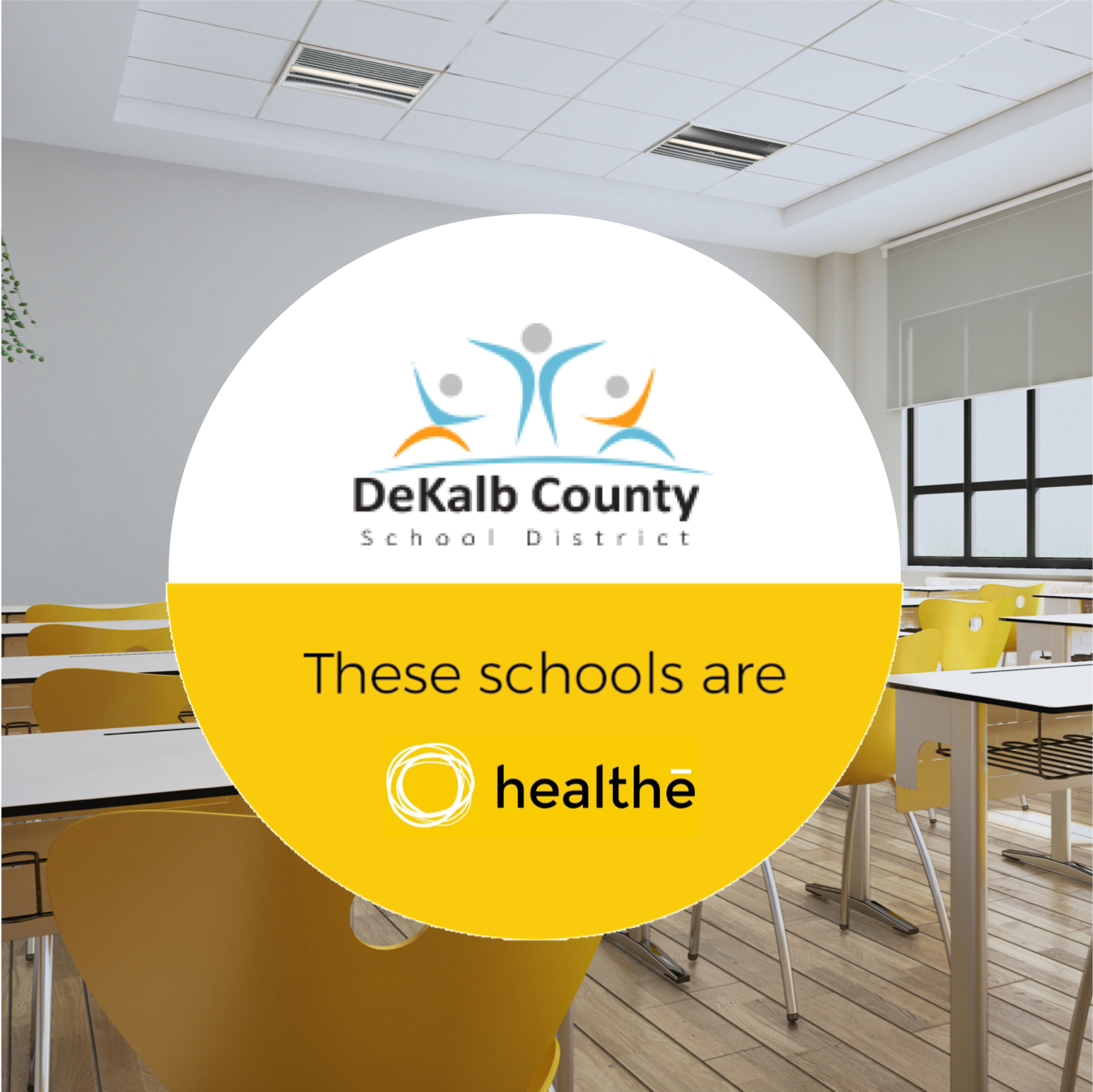 Dekalb County Schools Calendar 2022.Dekalb County School District Receives Cutting Edge Uvc Air Cleaning Technology