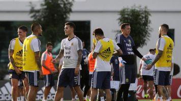Argentina y México se enfrentan en Mendoza en la despedida del año