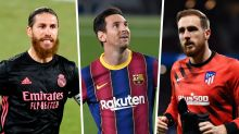 FIFA 21 ratings: Messi, Ramos, Oblak & the best La Liga players