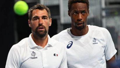 JO - Tennis (H) - La paire Chardy-Monfils battue au deuxième tour des JO de Tokyo par le duo Zverev-Struff