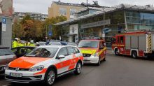 4 injured in stabbing at Munich train station; 1 person arrested