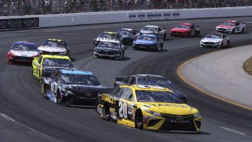 Erik Jones makes move in playoff watch