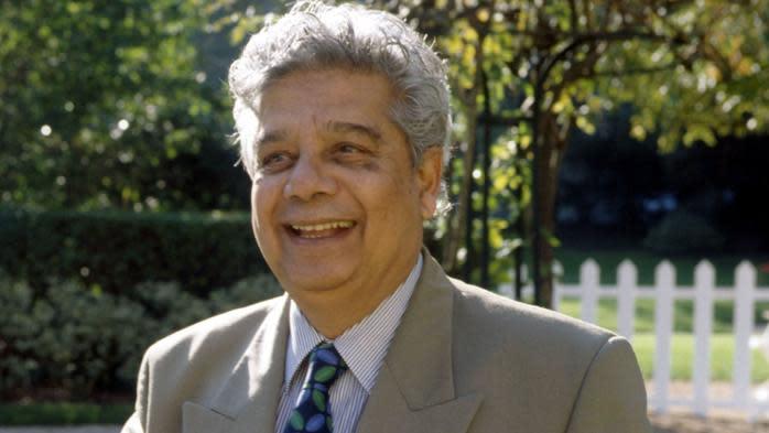 Le poète et diplomate mauricien Edouard Maunick est mort à 89 ans
