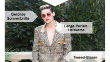Look des Tages: Kristen Stewart glänzt in shiny Chanel