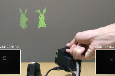 SideBySide makes tiny projectors fun again (video)