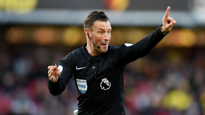 Mark Clattenburg to continue as Premier League referee until end of season