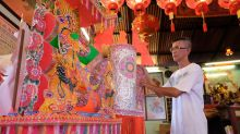Preparations underway for the grand celebration of the Jade Emperor's birthday