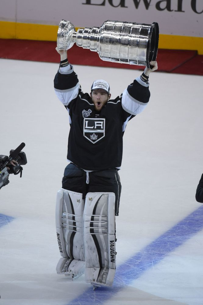 Kings G Quick has wrist surgery, out 10-12 weeks