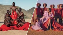 People say Beyoncé's 'Lion King' videos look similar to South African music video from 2018