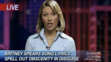 Actress who played Megyn Kelly in Britney Spears video: 'I'm more of a Maddow girl myself'