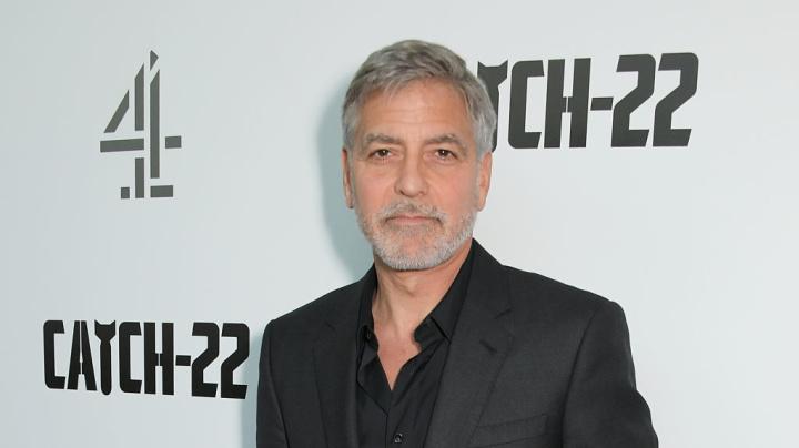 Darum hat George Clooney die perfekte Pandemie-Frisur