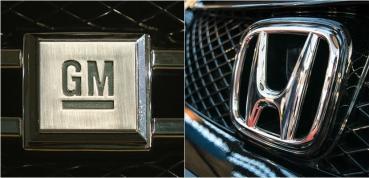 搭載 Ultium 電池的 Honda 與 Acura 電動車確定將與通用合作生產