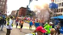 "Boston marathon bombing witness: ""I was very lucky today"""