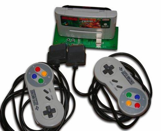 SNES / Sega Genesis USB cartridge adapter now available for pre-order