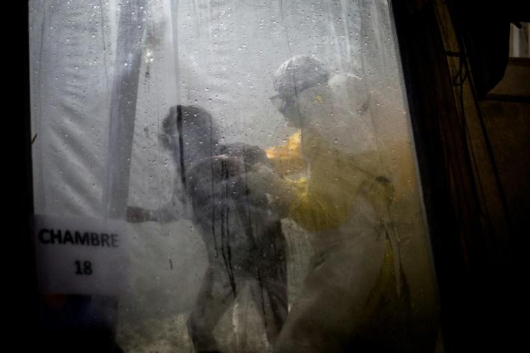 DR Congo Ebola outbreak still international emergency: WHO