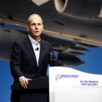 Boeing CEO says company understands 'lives depend' on plane safety