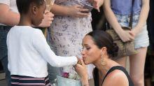 Herzogin Meghan rührt Achtjährige zu Tränen