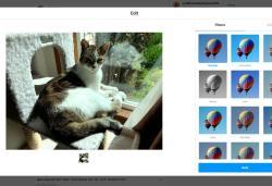 Instagram tests posting photos from your desktop