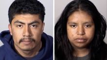 Young couple arrested after killing newborn at California hospital just hours after birth