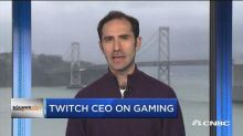 Twitch CEO: We're continuing to double-down on gaming