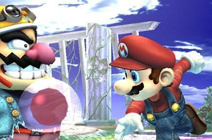 Wii Warm Up: The slow reveal of Smash Bros.