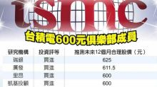 資金大氾濫 專家:台股上看2萬點 台積電躍身600俱樂部