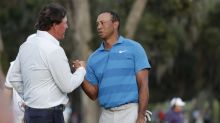 Report: Tiger Woods, Phil Mickelson planning $10 million, winner-take-all match-play duel