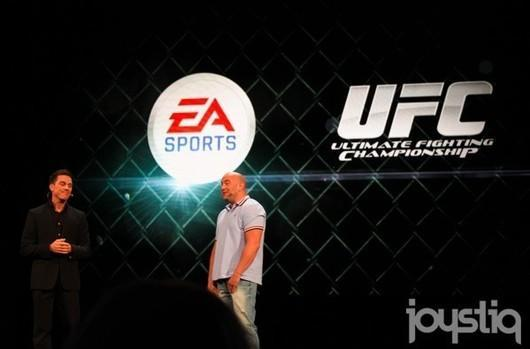 EA has big plans for its UFC game