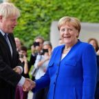Brexit news – live: Boris Johnson accused of 'steamrolling' Ireland as EU unites against British PM as he touches down in Berlin
