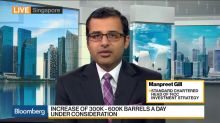 Oil to Trade at $65 to $75 Range, Standard Chartered's Gill Says