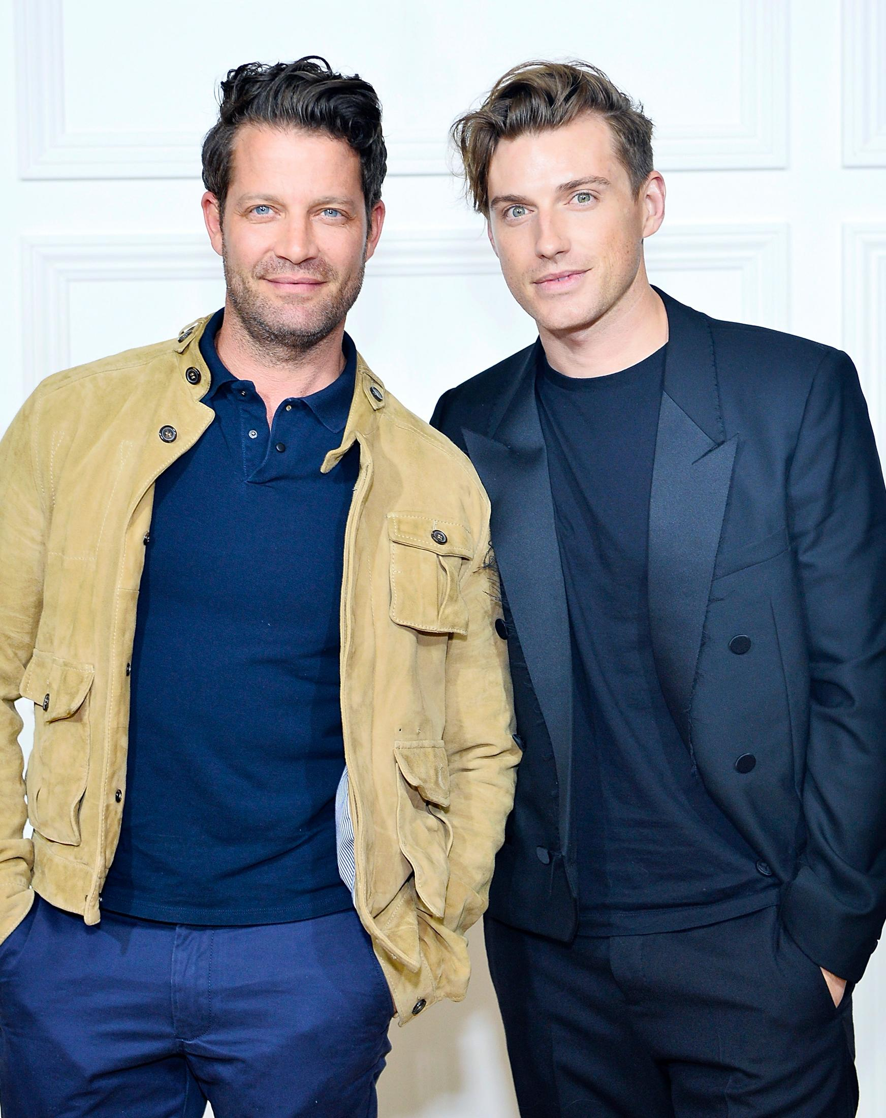 nate berkus and hubbie jeremiah brent can 39 t stop fighting. Black Bedroom Furniture Sets. Home Design Ideas