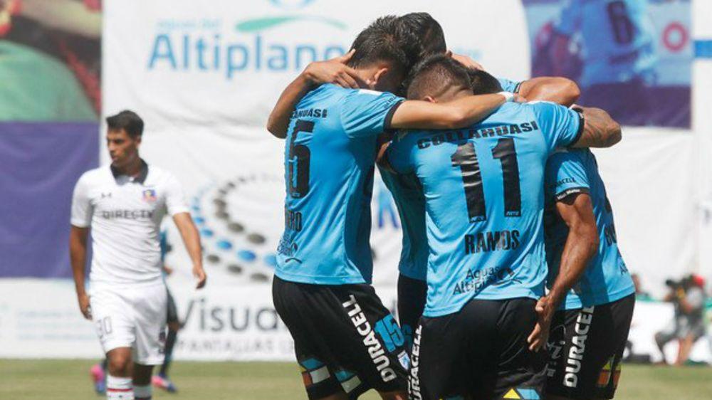 Iquique se quedó con la punta del Torneo