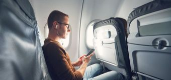 Leaving middle seats empty on plane reduces risk of Covid infection, says study