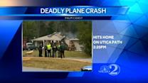 Distress call indicates trouble before small plane crash