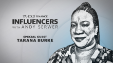 Me Too Founder Tarana Burke Joins Influencers With Andy Serwer