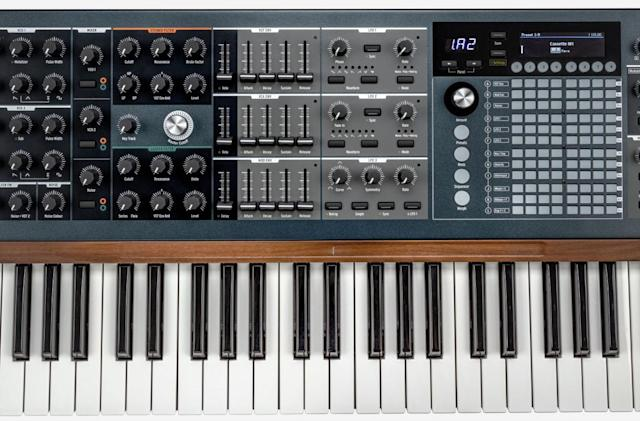 Arturia's flagship PolyBrute synth is shipping now