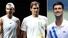 How Novak Djokovic's default helps Roger Federer and Rafa Nadal