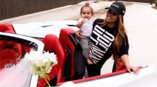 Blac Chyna Gets Brand New Ferrari Spider After Rob Kardashian Takes Back Her Old Cars