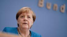 Merkel says pandemic to worsen, to focus on social cohesion, economy