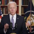 Joe Biden says all adults are eligible for Covid-19 vaccine 'starting tomorrow'