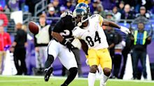 Could the Ravens target Antonio Brown?