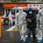 China reports no new virus deaths for 1st time since January