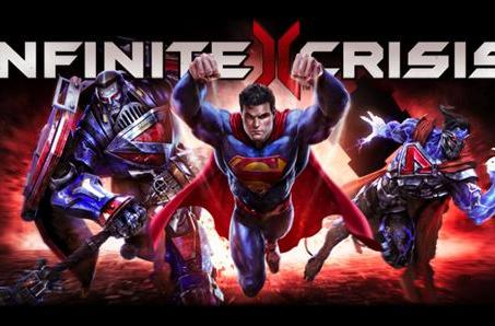 Nightmare Supes coming to Infinite Crisis on April 9
