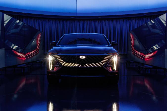 Cadillac Lyric Debut Edition EV