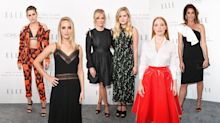 Jennifer Lawrence, Reese Witherspoon and Kristen Stewart lead A-list crew at Women in Hollywood event