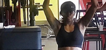 Michelle Obama, 55, bares abs in workout photo