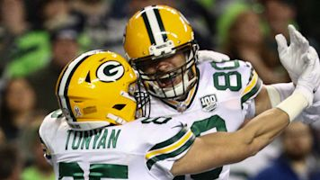 Bad break: Packers TE Graham has thumb injury