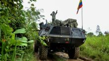 Colombia arrests eight soldiers over farmer killing