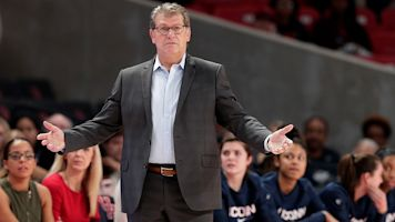 Geno: UConn would win if regional was in Middle East